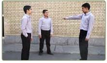 جواب تمرین صفحه 14 عربی نهم