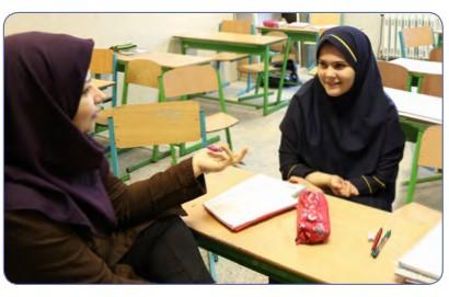 معنی درس دوم زبان هشتم