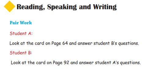 جواب صفحه 46 زبان هشتم