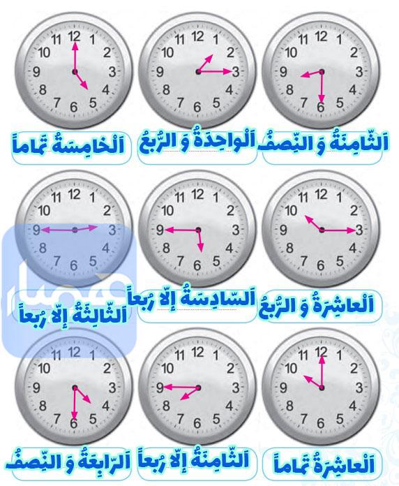 صفحه 95 عربی نهم